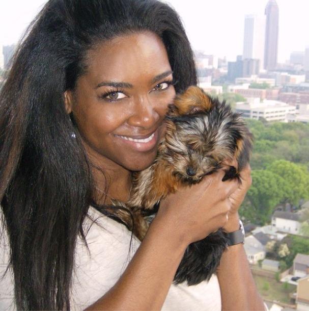 RIP Velvet: Bravo Pays Tribute to Kenya Moore's Precious Puppy (VIDEO)