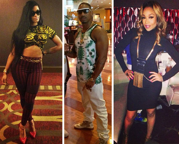 "Mimi Faust Says Joseline Hernandez Is ""Mad"" No One's Paying Attention to Her"