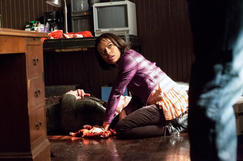 The Vampire Diaries Season 5 Burning Question: Will Bonnie Die?