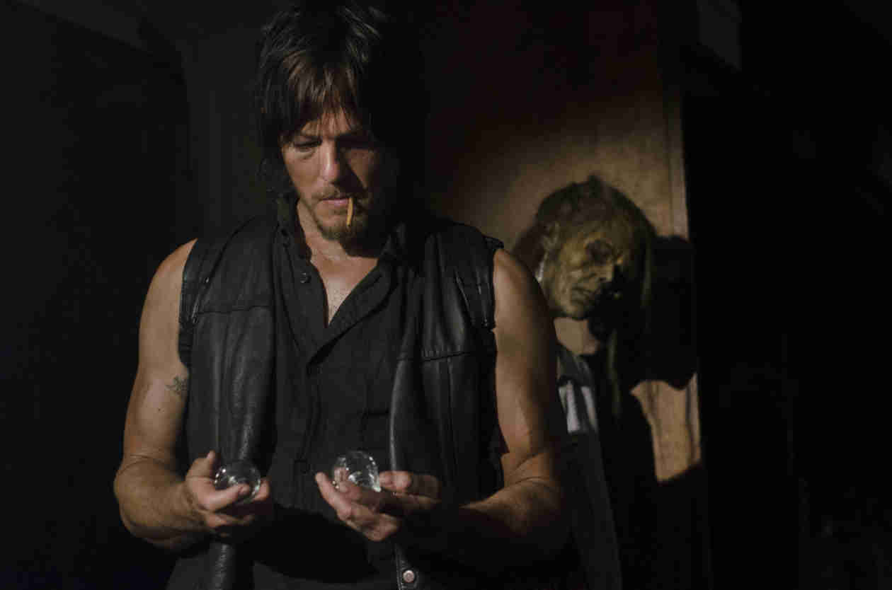 The Walking Dead: Daryl Dixon Will Find Romance, But When? (VIDEO)