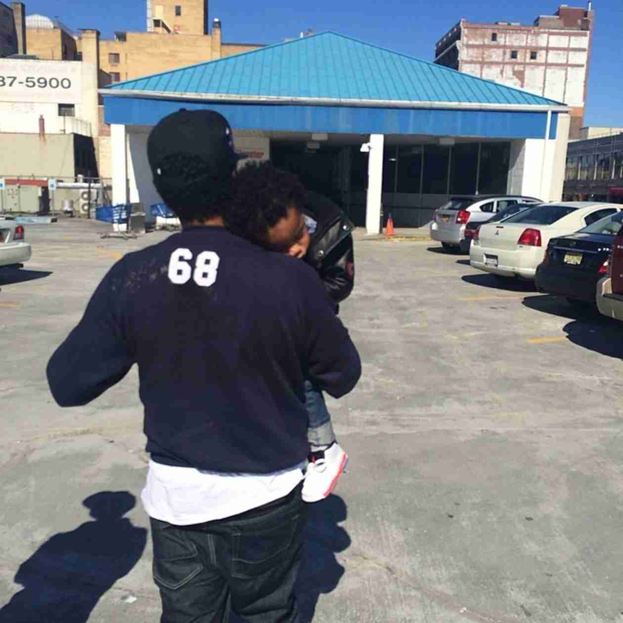Yandy Smith Reunites With Fiancé Mendeecees Harris! (VIDEO)