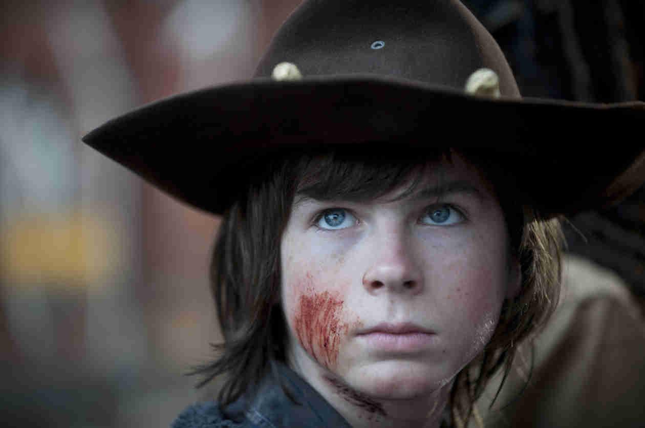 "The Walking Dead Season 4: Carl's Near Rape Scene Was Initially ""More Graphic"""