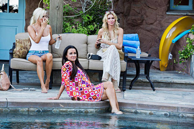 Is Kyle Richards Best Friends With Brandi Glanville After Season 4 Finale? (VIDEO)