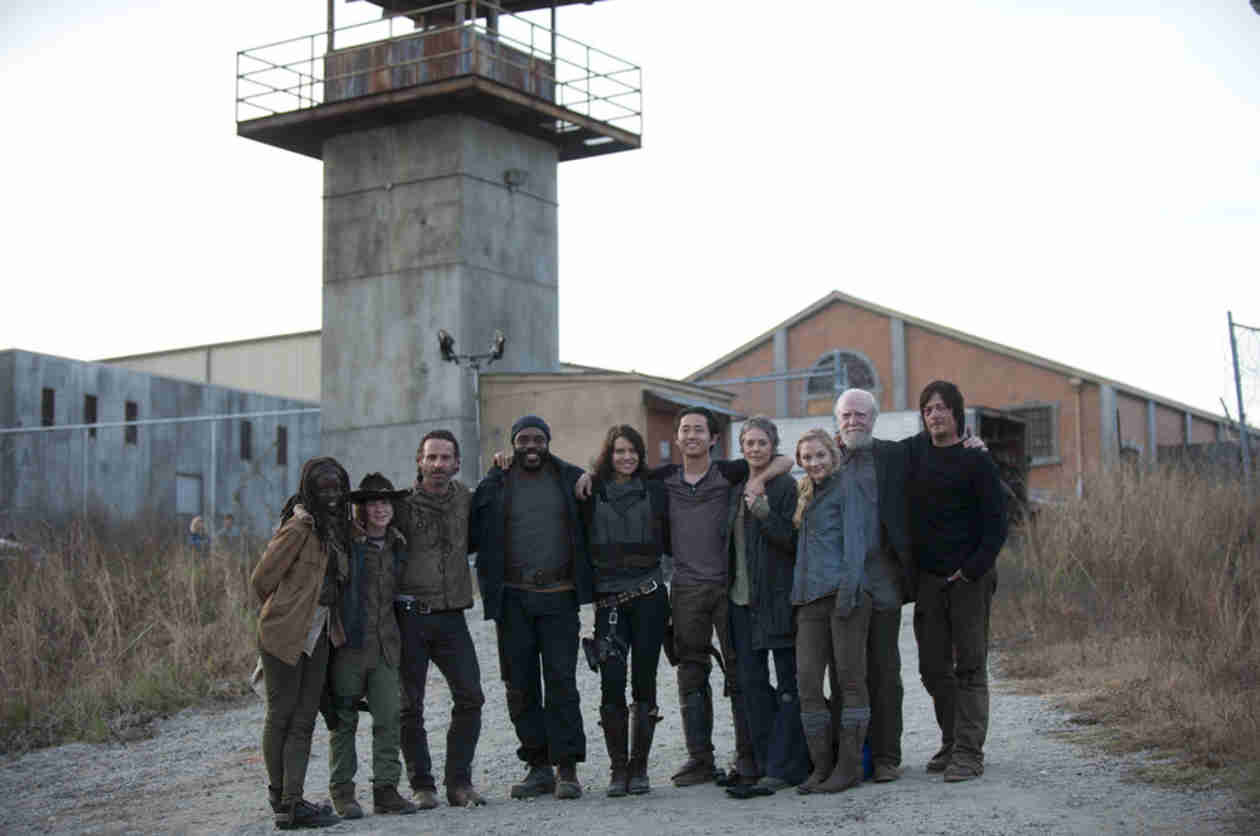 The Walking Dead Season 5 Filming: Actors Tweet Arrivals in Georgia!