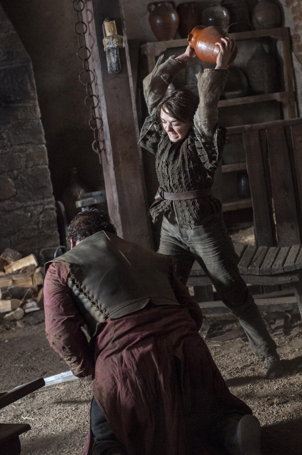 Game of Thrones Spoilers: Will Arya Kill Anyone Else on Her List?