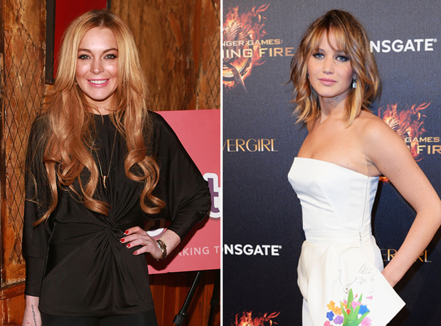 Did Lindsay Lohan Attack Jennifer Lawrence in an Interview? (VIDEO)