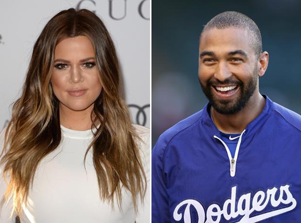 Is Khloe Kardashian Into Baseball Player Matt Kemp Instead of French Montana? —Report
