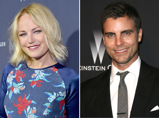 Malin Akerman Is Dating Colin Egglesfield — Report