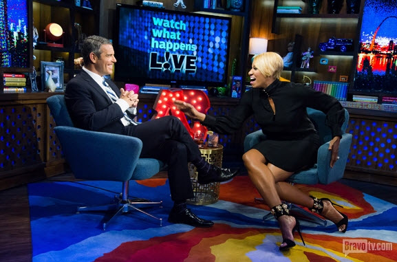 NeNe Leakes's Post-Finale Interview Breaks Records With 3.5 Million Viewers!