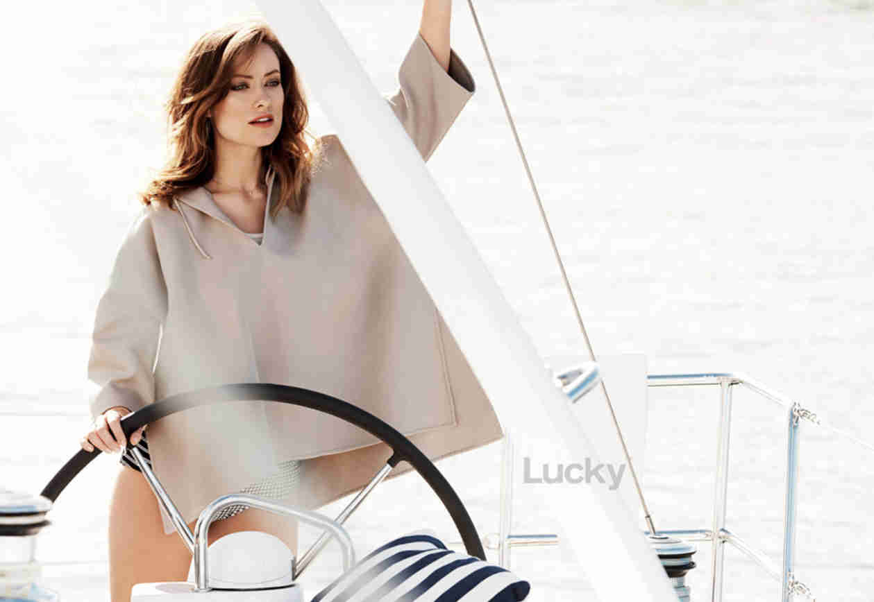 Pregnant Olivia Wilde Covers Lucky — Will She Get Married Before Giving Birth?
