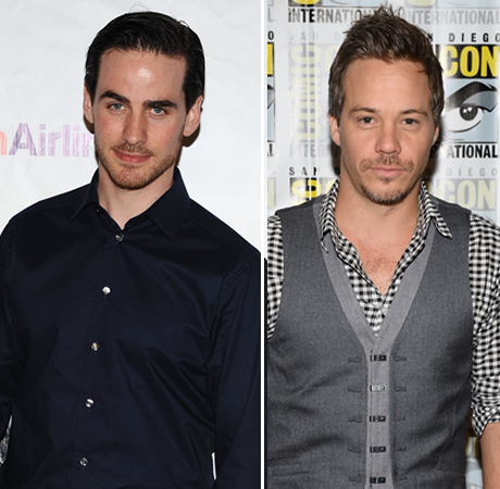 Who's Older: Colin O'Donoghue or Michael Raymond-James?