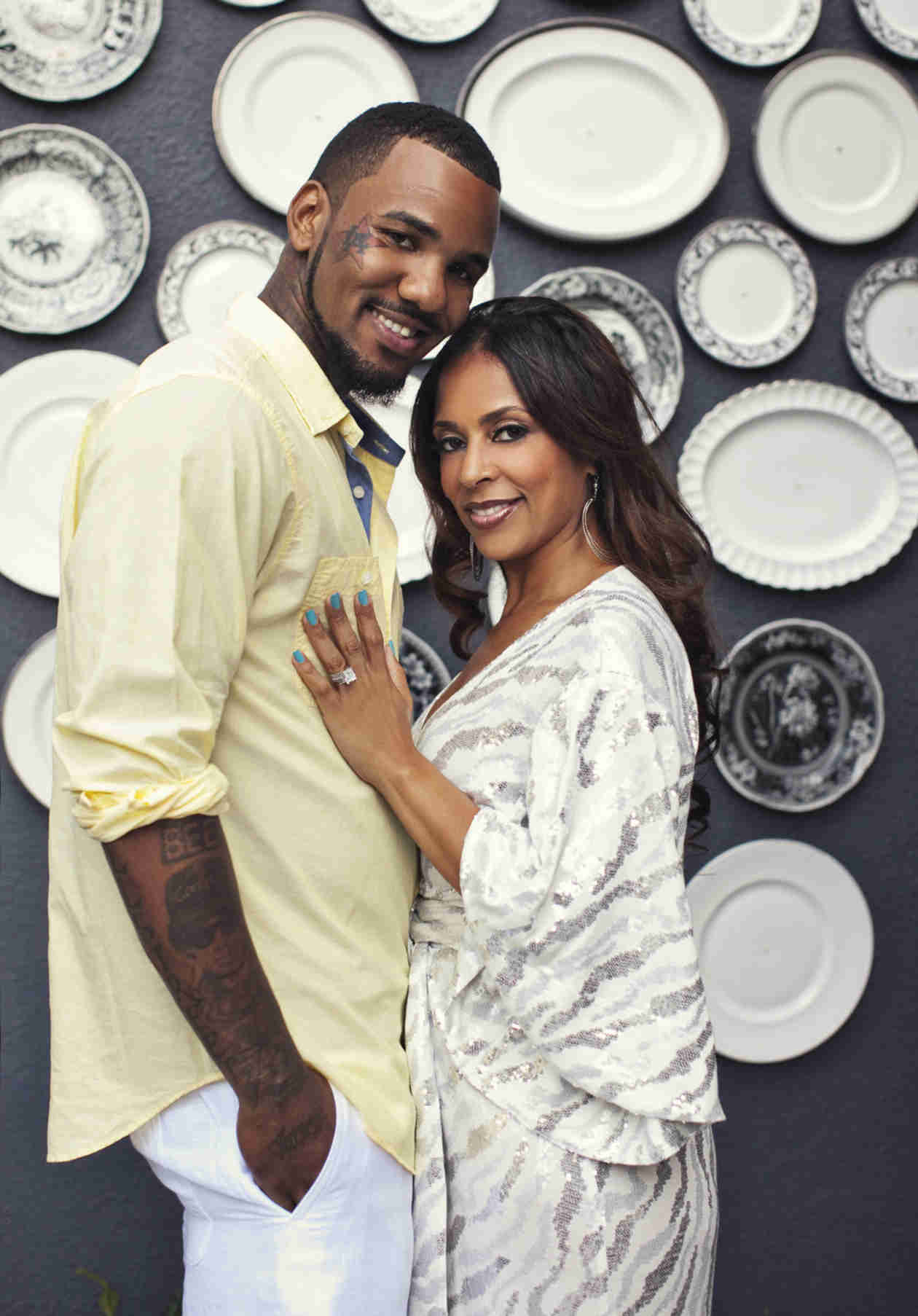 The Game Ordered to Stay Away From Estranged Fianceé Tiffney Cambridge