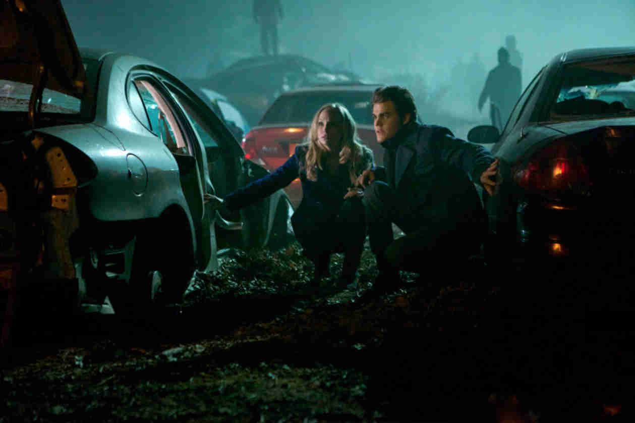 Vampire Diaries Rehash: Season 5, Episode 17 — A Doppelganger and His Waffles (VIDEO)