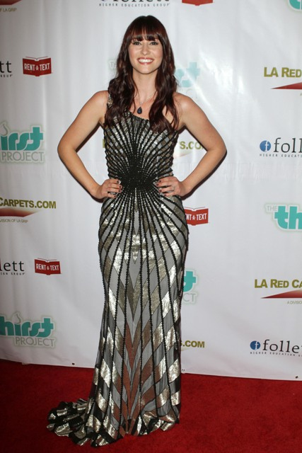 Happy Birthday Chyler Leigh Her Best Red Carpet Looks