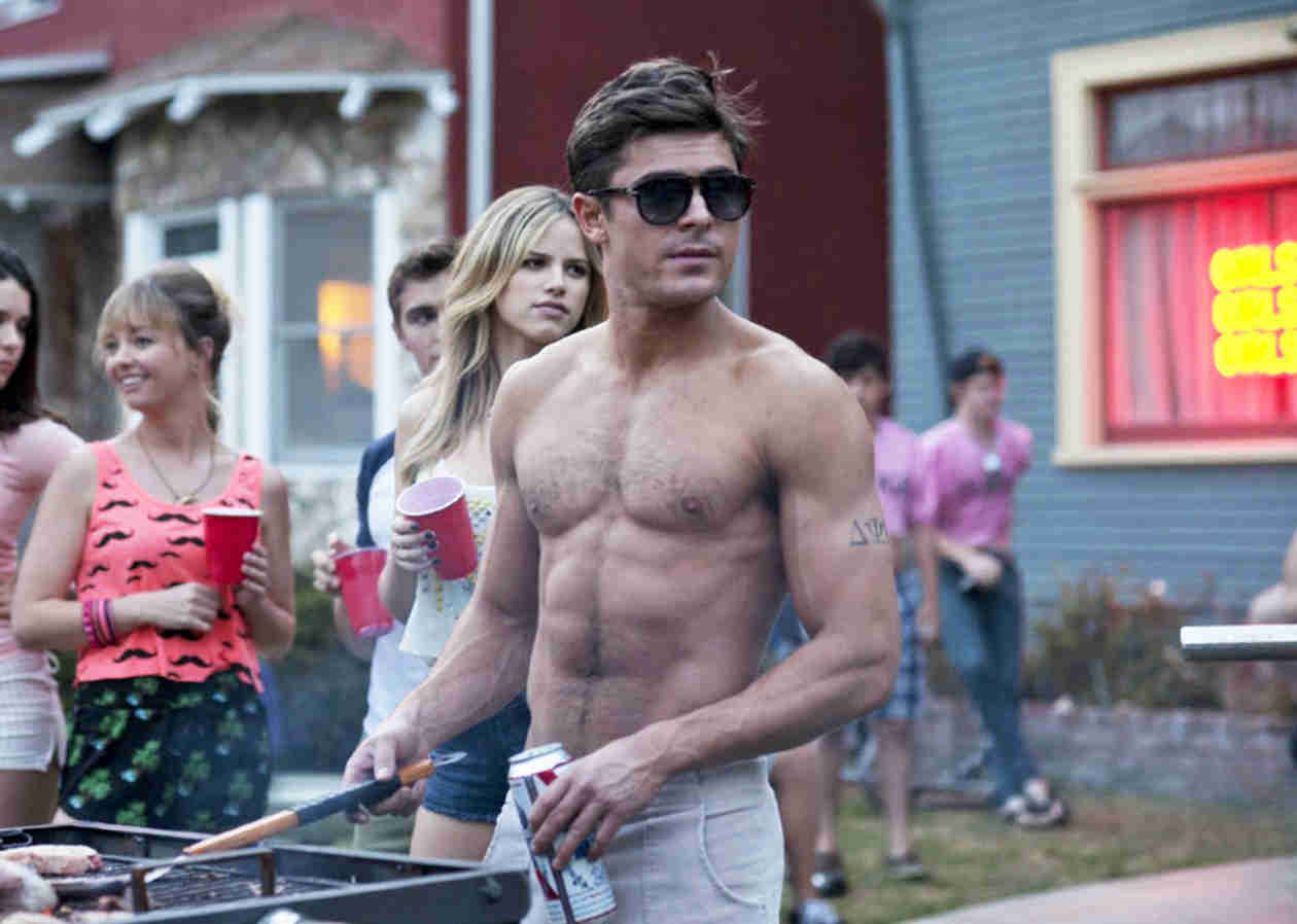 Would Zac Efron Go Full Frontal? He Says… (VIDEO)