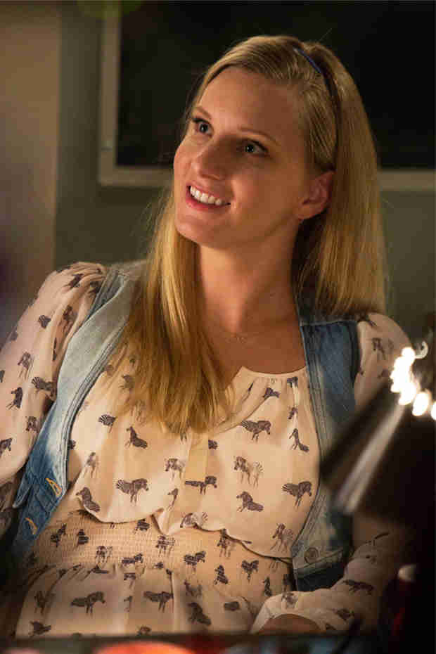 Glee Season 5 Finale: Heather Morris Returns, Performs Original Song With Amber Riley