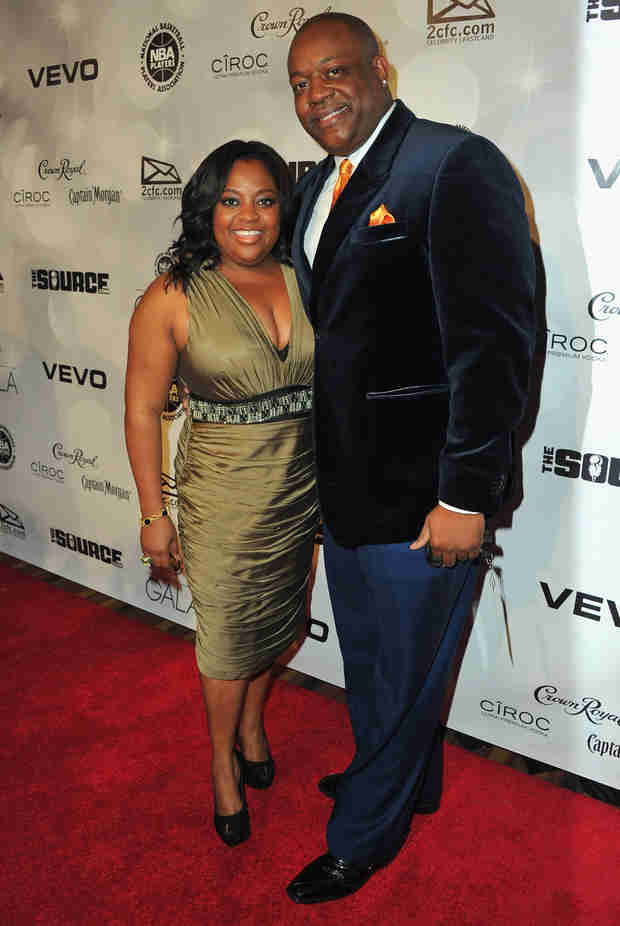 "Sherri Shepherd's Estranged Husband Loses 50 Pounds on ""Divorce Diet"""