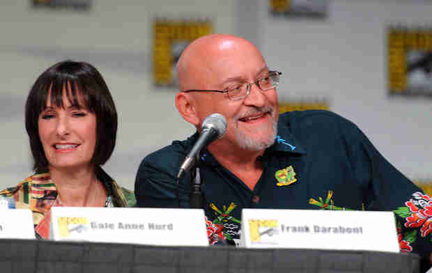AMC Slams Frank Darabont as Lawsuit Over The Walking Dead Profits Moves Forward
