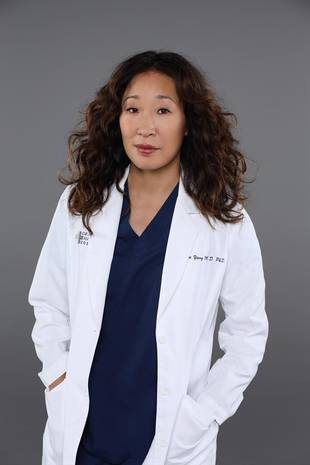 Grey's Anatomy: Sandra Oh Chose Yang as Cristina's Last Name Instead of…