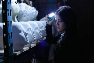 What Are Lucy Hale's Favorite Aria Moments on Pretty Little Liars?