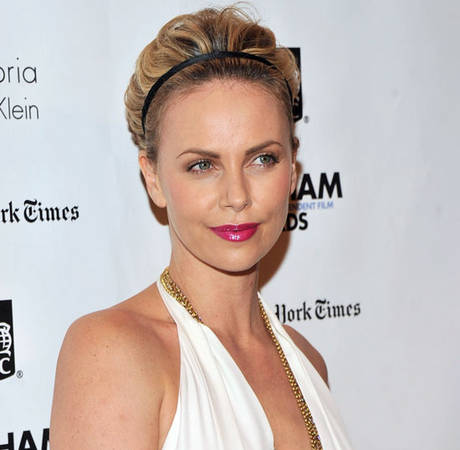 "Charlize Theron on Media Attention: ""You Start Feeling Raped"" (VIDEO)"