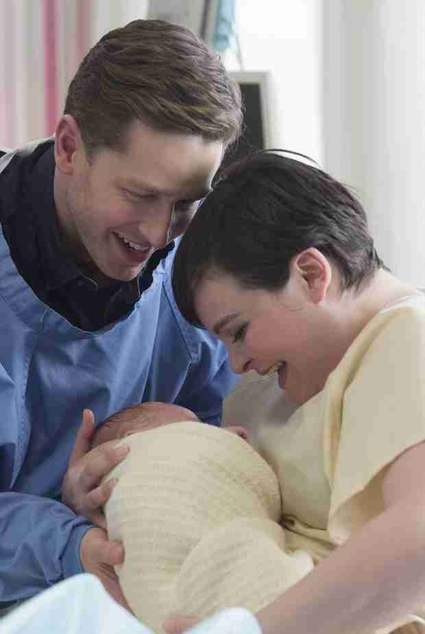 """Once Upon a Time Speculation: What Is the Snowing Baby's """"Significant"""" Name?"""