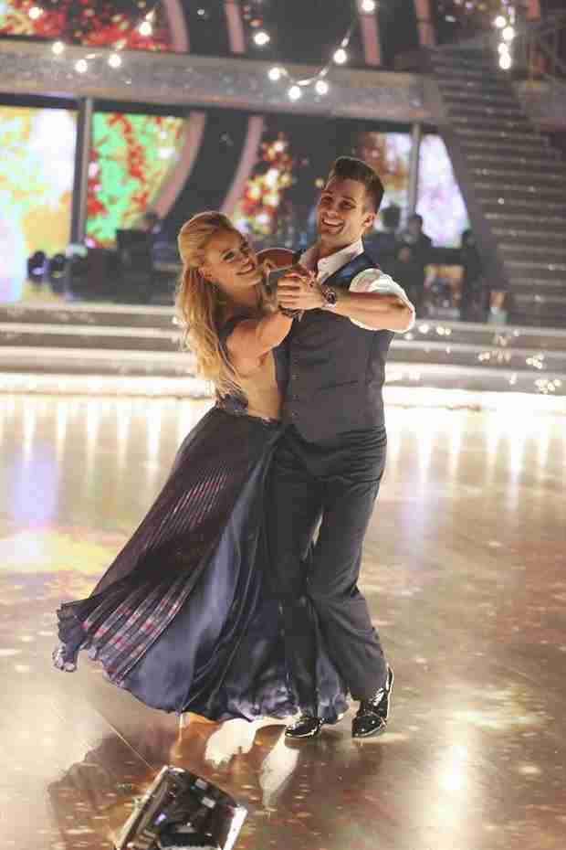 Dancing With the Stars 2014: James Maslow and Peta Murgatroyd's Week 8 Viennese Waltz (VIDEO)