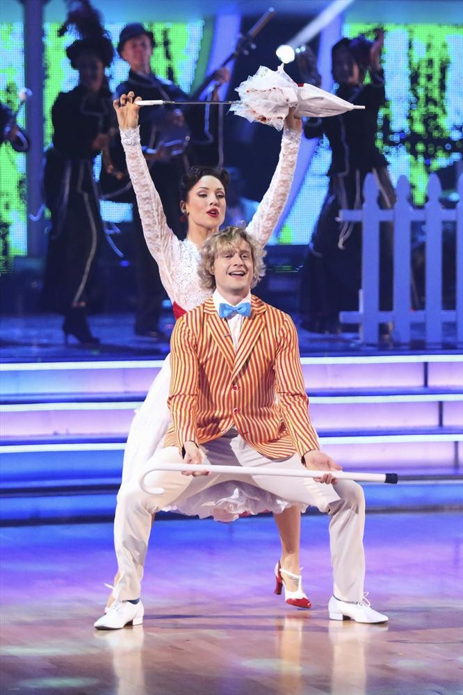 Dancing With the Stars 2014: Charlie White Goes Home — Are You Upset?