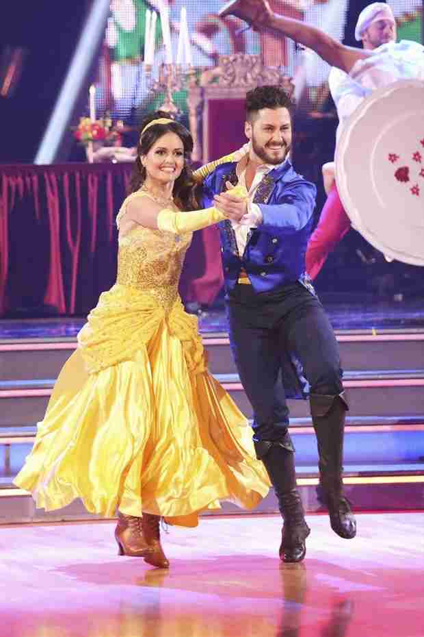 Dancing With the Stars 2014 Elimination: Danica McKellar Goes Home on Season 18, Week 8
