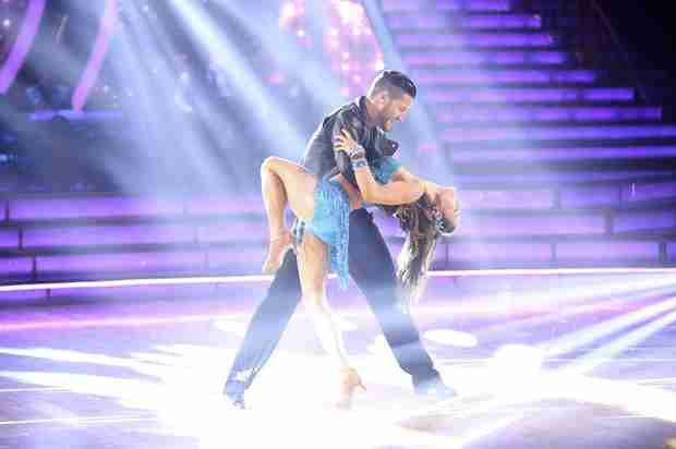 Dancing With the Stars 2014: Danica McKellar and Val Chmerkovskiy's Week 8 Tango (VIDEO)