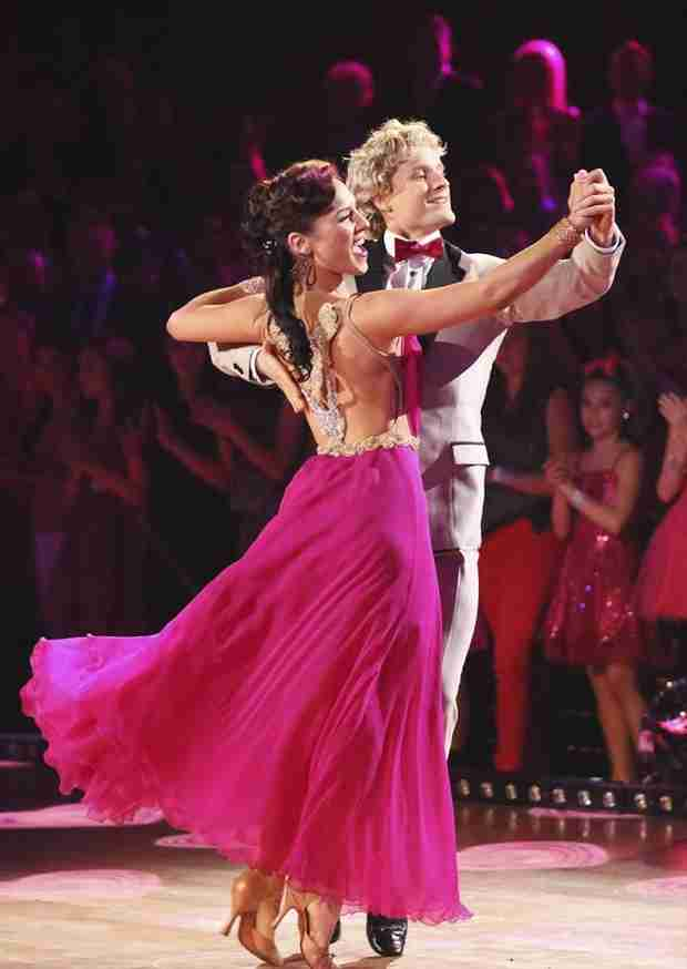 "Charlie White ""Disappointed"" to Leave DWTS, Felt Meryl Davis Battle Was ""Contrived"""