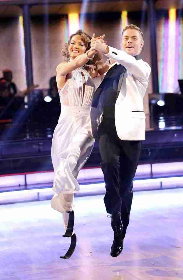 Would You Have Saved Amy Purdy on Dancing With the Stars?