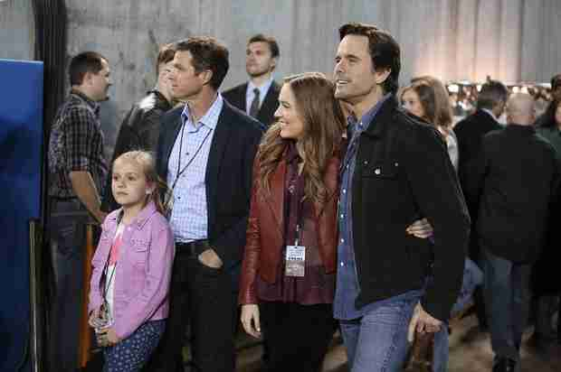 "Chip Esten Talks Nashville's Future, ""Tearing Up"" Over Friday Night Lights — Exclusive"