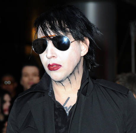 Marilyn Manson Will Appear on Sons of Anarchy — What?!