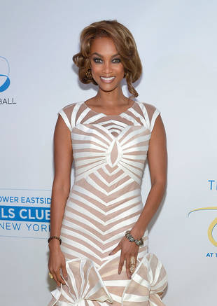 "Tyra Banks Talks Being Misdiagnosed With Gigantism, Urges ""Flawsome"" Attitude"