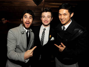 Chris Colfer Turns 24: Glee Stars Wish Him a Happy Birthday!