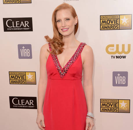 True Detective Season 2: Has Jessica Chastain Been Offered the Lead Role?