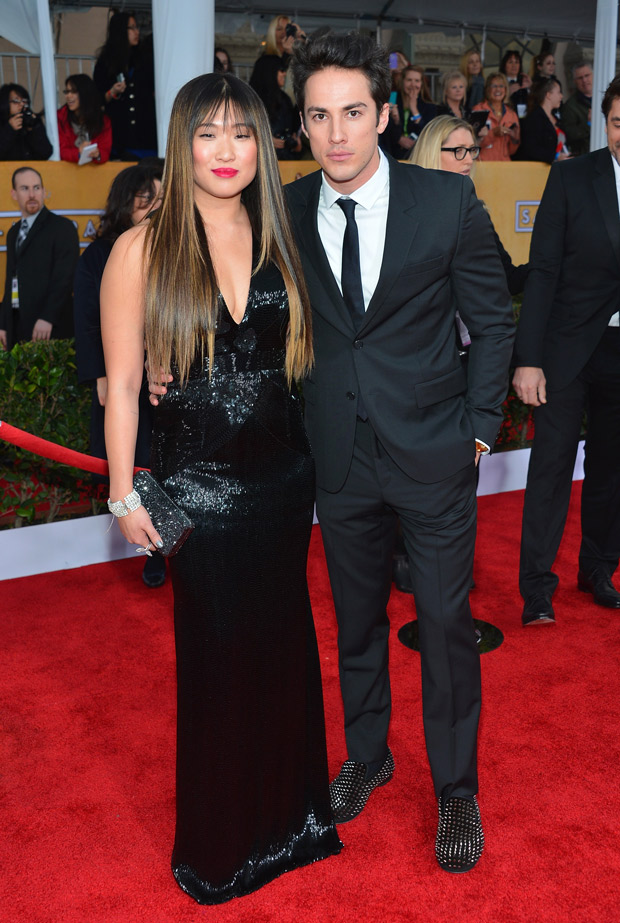 Michael Trevino and Jenna Ushkowitz Break Up — Glee Actress Confirms Split (VIDEO)