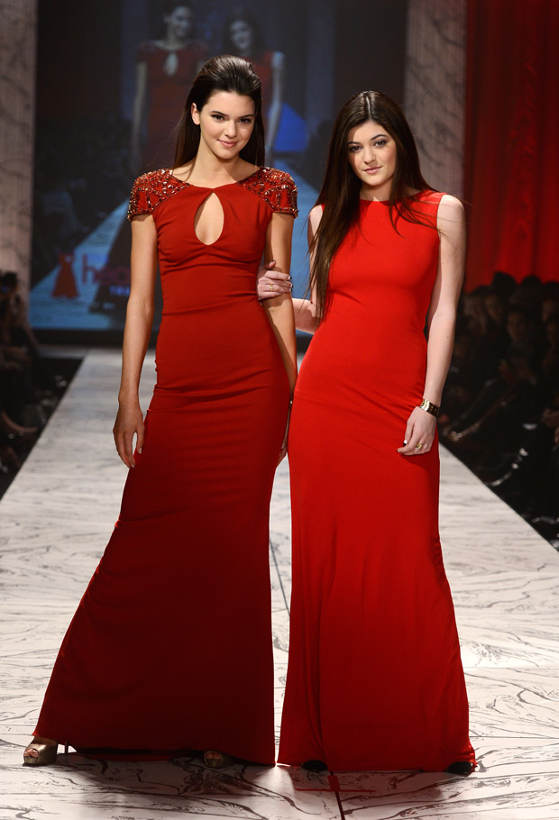 "Kendall and Kylie Jenner Gush About Kim Kardashian's ""Amazing"" Wedding"