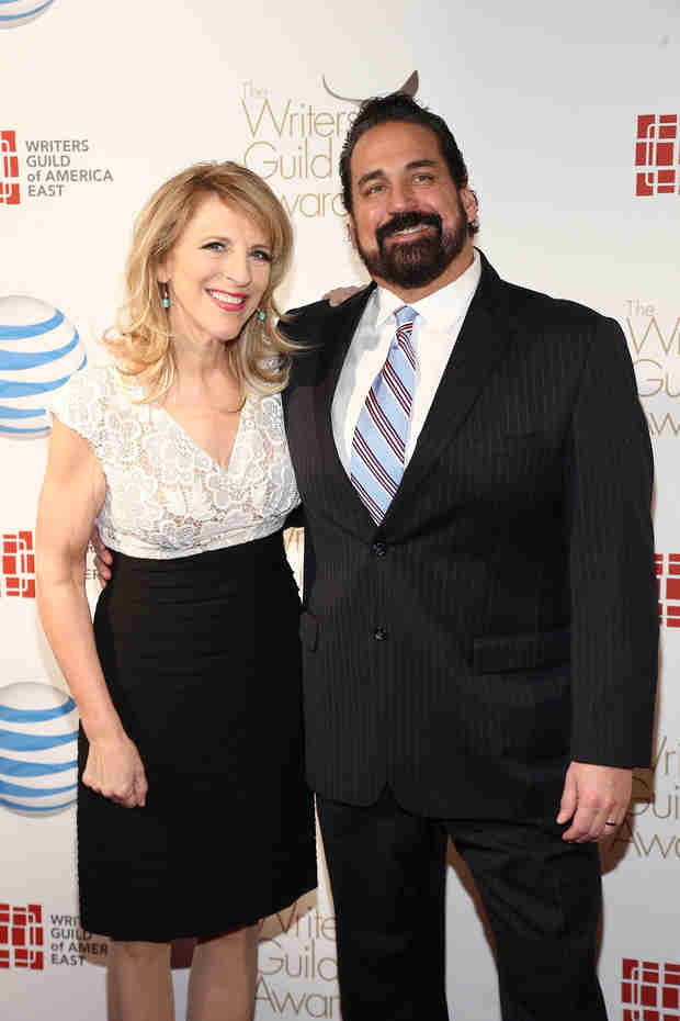 Lisa Lampanelli Files For Divorce — Not a Match, But Still Friends!