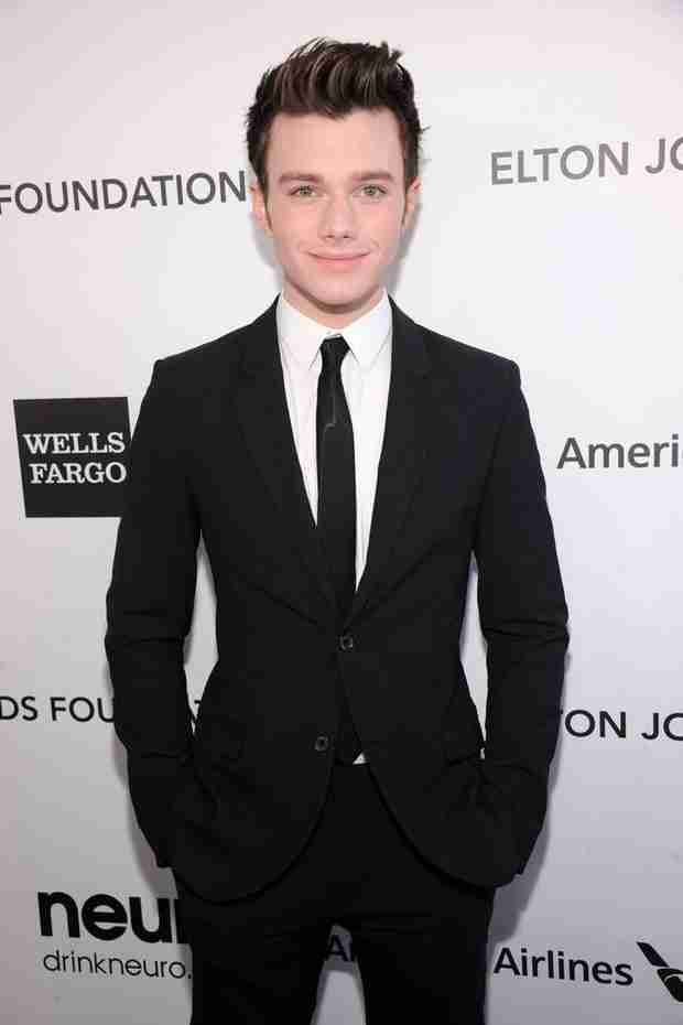 Chris Colfer Announces Major News!