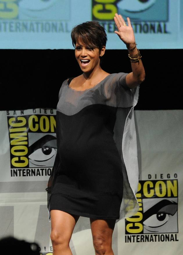 What Did Halle Berry's Daughter Have to Do With Her Pregnancy at 46? (VIDEO)