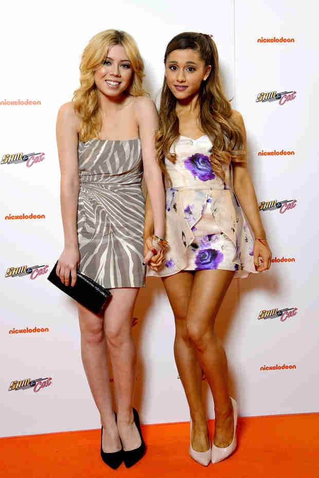 "Ariana Grande on Jennette McCurdy's Sexy Selfies: ""It Was Hot, Who Cares?"" (VIDEO)"