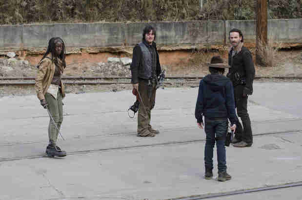 The Walking Dead Season 5: First Episode Is Finished Filming
