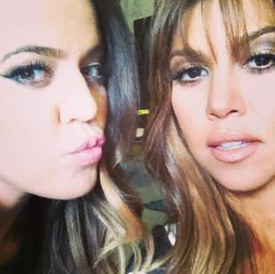 Kourtney Kardashian Mocks Khloe's Weight in New KUWTK Trailer (VIDEO)