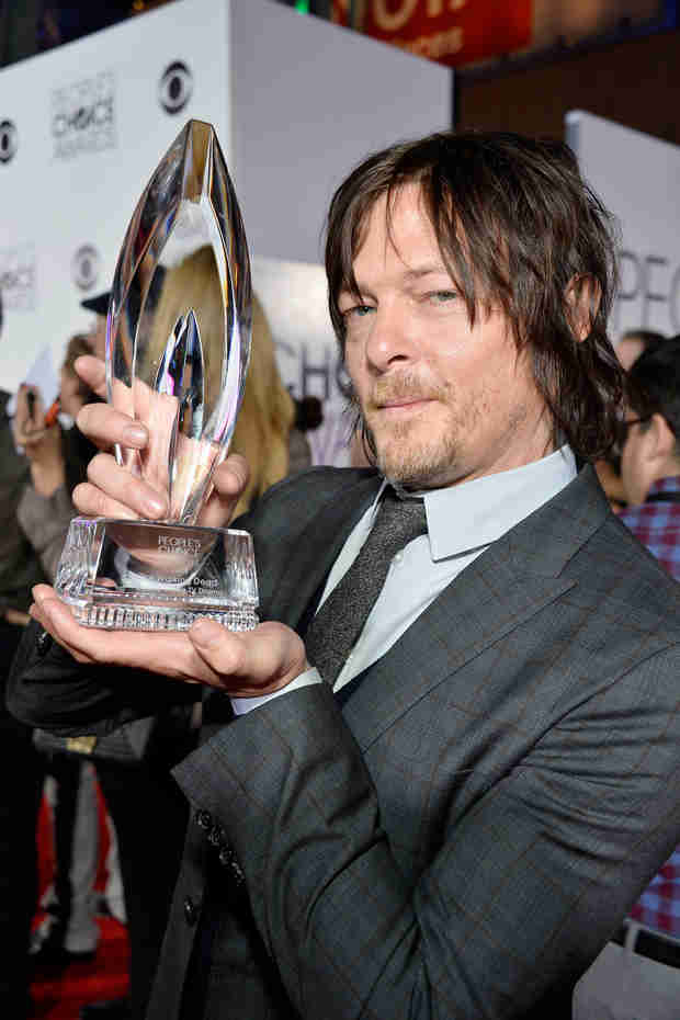 Norman Reedus Describes His Most Memorable Fan Encounter — You Won't Believe What He Was Asked to Do!