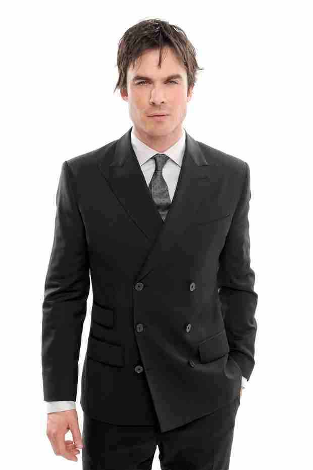 "Ian Somerhalder on Dating in Hollywood: ""I'm a Serial Monogamist!"""