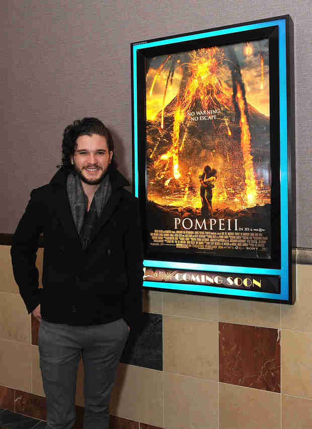 How Tall Is Game of Thrones Star Kit Harington?