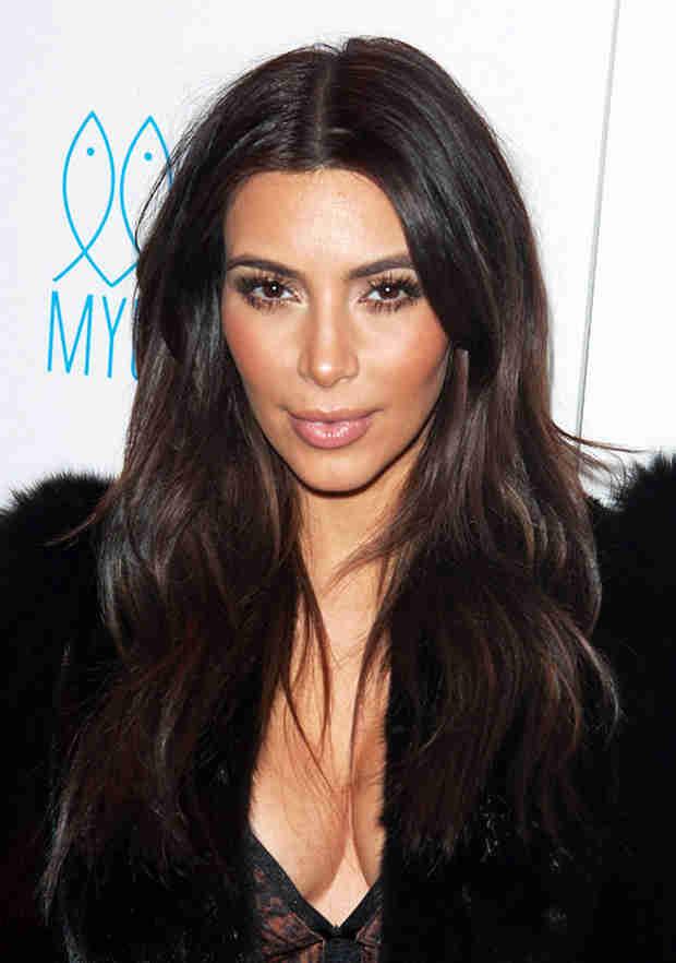 Kim Kardashian Won't Use Kanye West's Last Name Professionally — Report