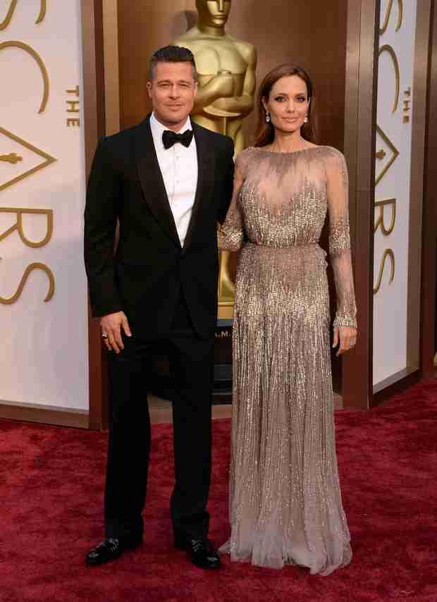"Angelina Jolie's New Movie With Brad Pitt Will Be ""Experimental"""